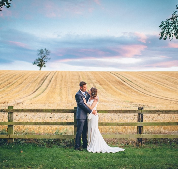 The Barn Yorkshire - A Luxury Barn Wedding Venue - Kathryn & Stephen
