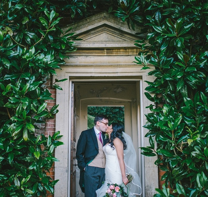 Kelmarsh Hall Northamptonshire Winter Wedding Photos - Fiza and Tom