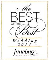 Junebug Best Wedding Photography of 2014