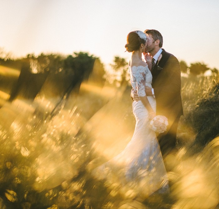 A Wintery Newton Hall Wedding for Jo + Wes