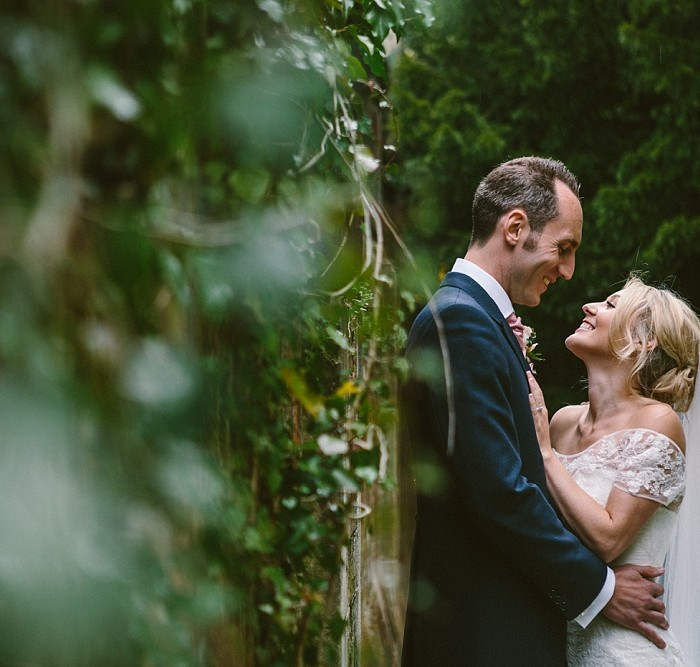 Crathorne Hall Wedding Photography - Kat and Graham - A Rainy Day in Yorkshire