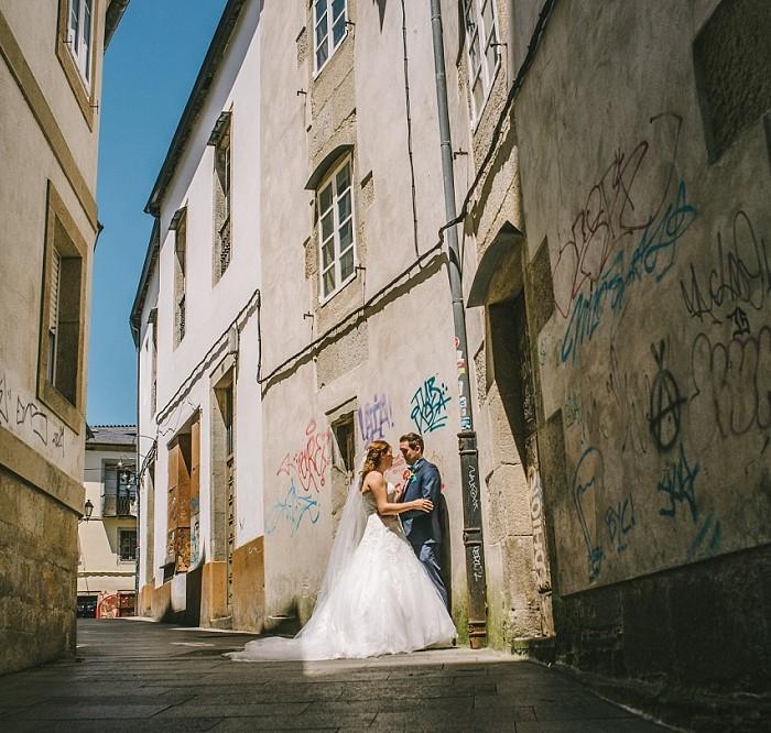 Galicia Wedding Photographer - Destination Wedding Photographer