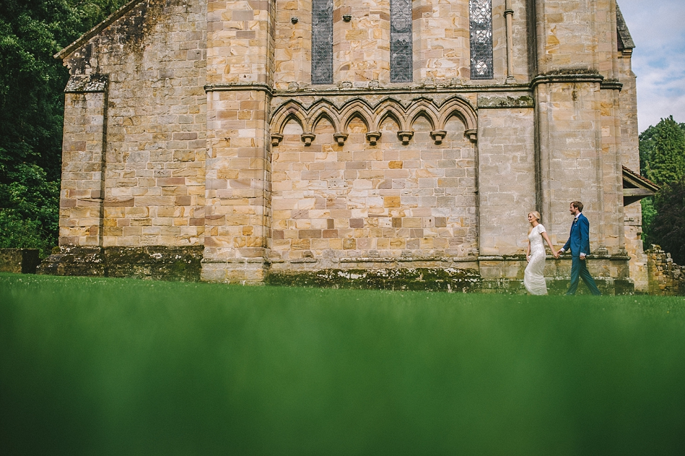 Brinkburn Priory Wedding (62)
