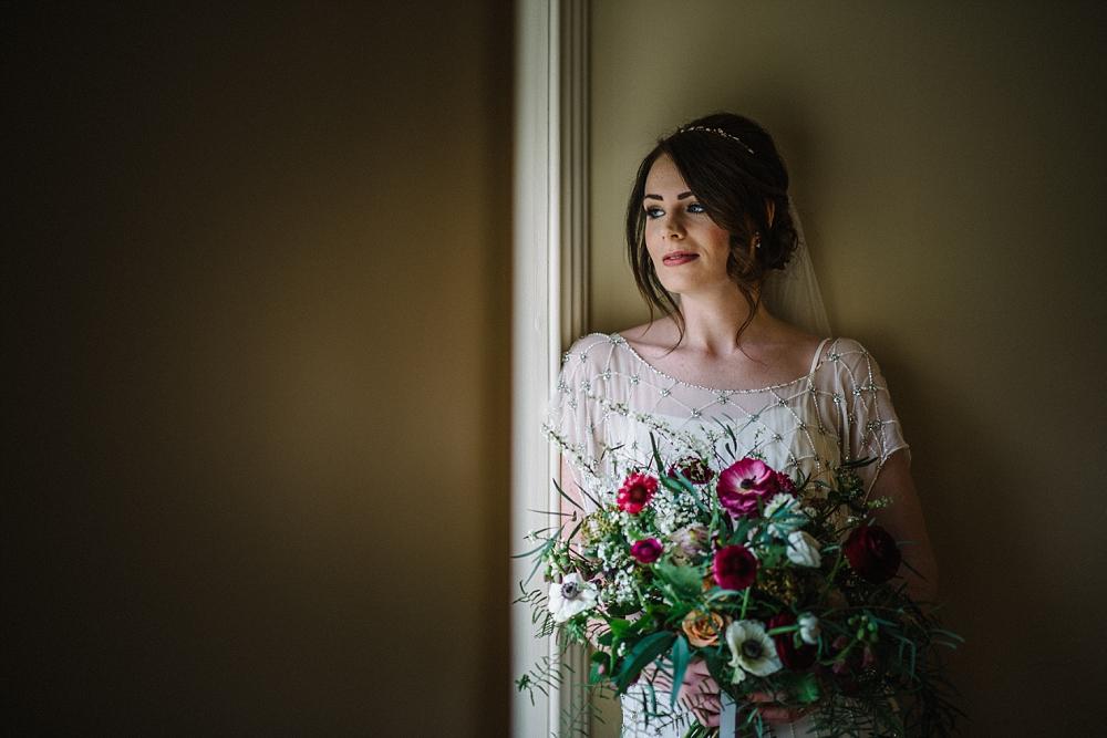 Ellingham Hall Jenny Packham Wedding (15)