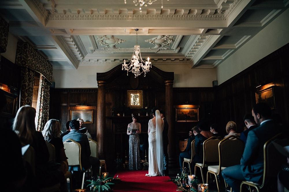 Ellingham Hall Jenny Packham Wedding (21)