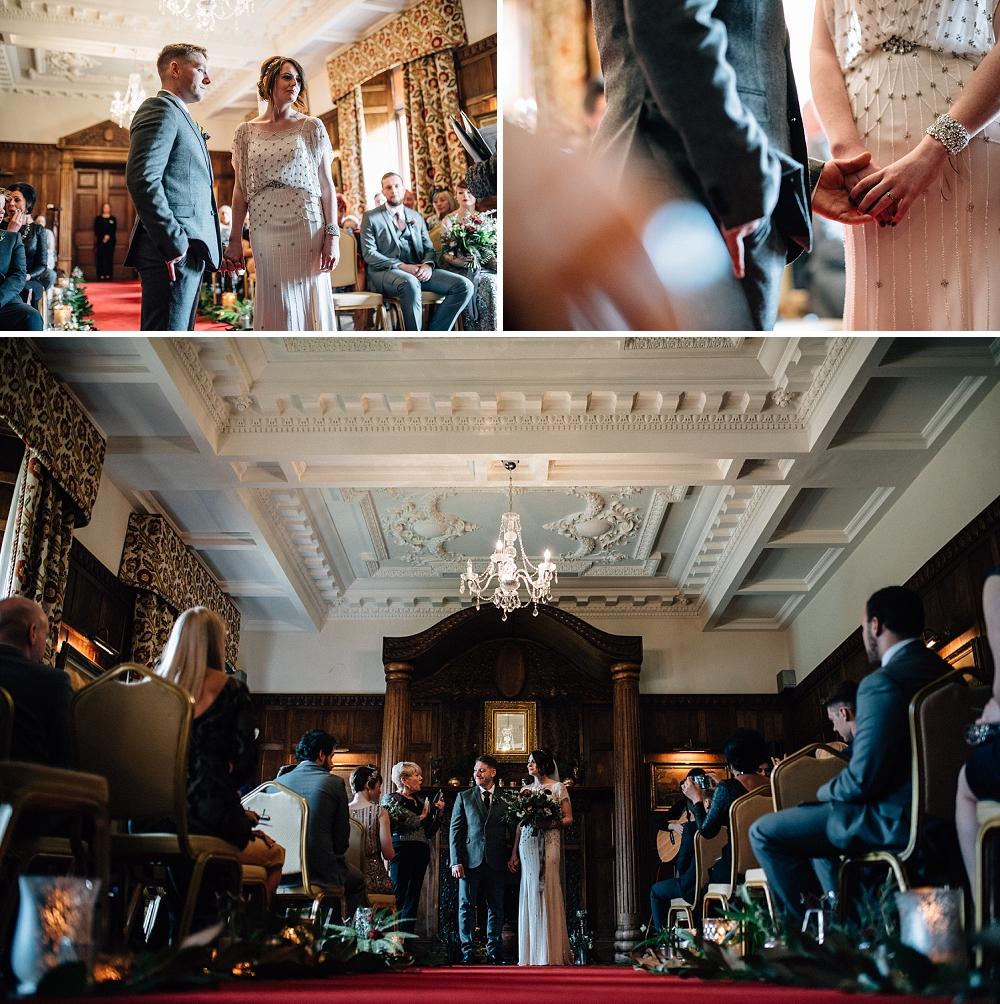 Ellingham Hall Jenny Packham Wedding (22)