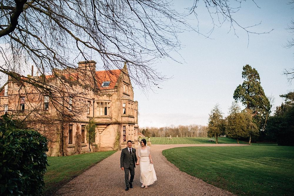 Ellingham Hall Jenny Packham Wedding (23)