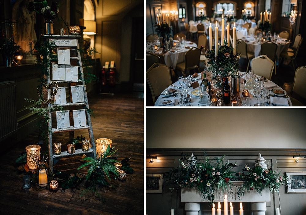 Ellingham Hall Jenny Packham Wedding (29)