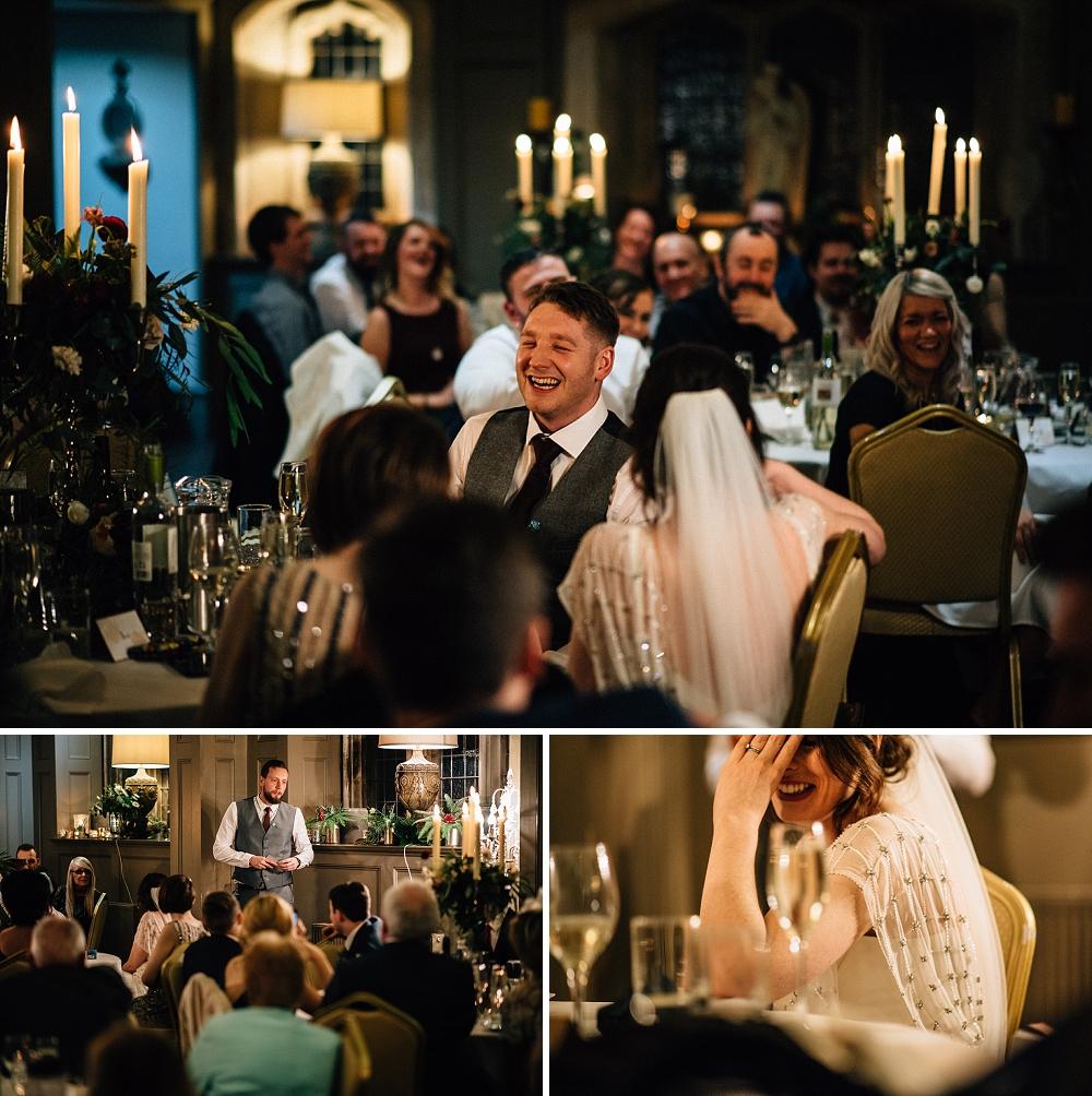 Ellingham Hall Jenny Packham Wedding (33)