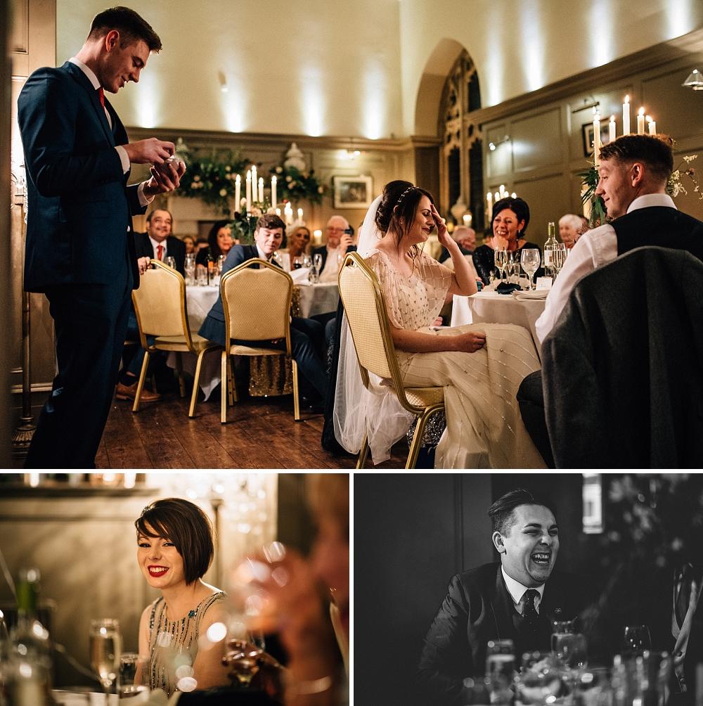 Ellingham Hall Jenny Packham Wedding (34)