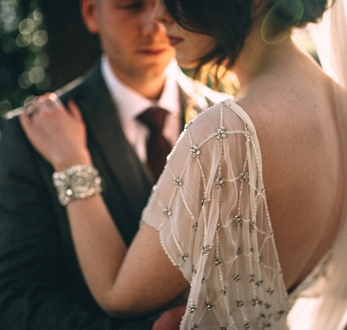Ellingham Hall Wedding Photography - A Small & Stylish Northumberland Wedding