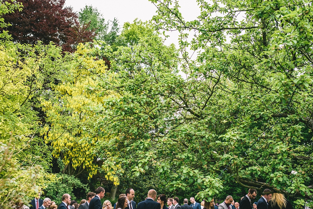 Crook Hall Wedding Photography (33)