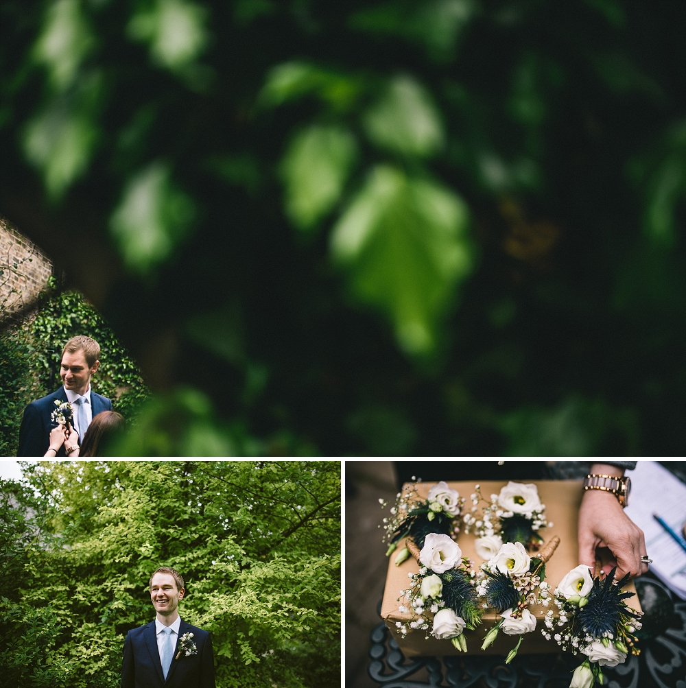 Crook Hall Wedding Photography (6)