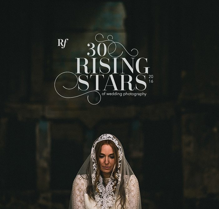 Rangefinder 30 Rising Stars of Wedding Photography 2016