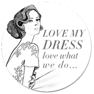 Featured on Love My Dress Wedding Blog