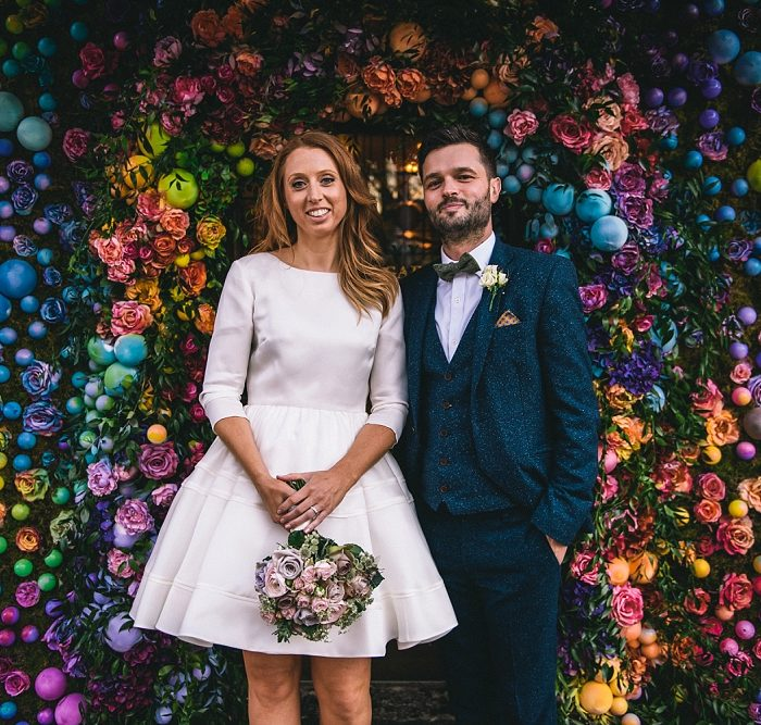 The Ivy Chelsea Garden Wedding - London Wedding Photographer