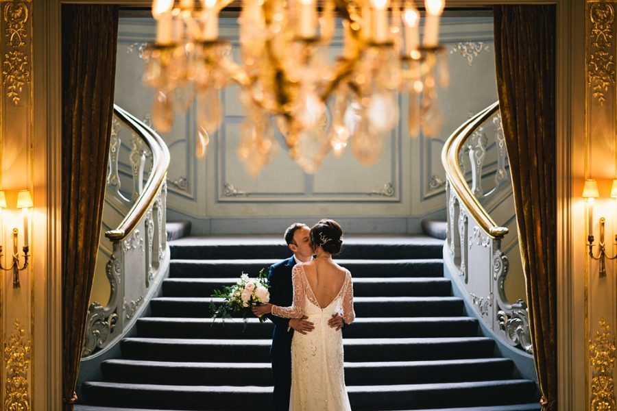 Savile Club Wedding Mayfair - London Wedding Photographer