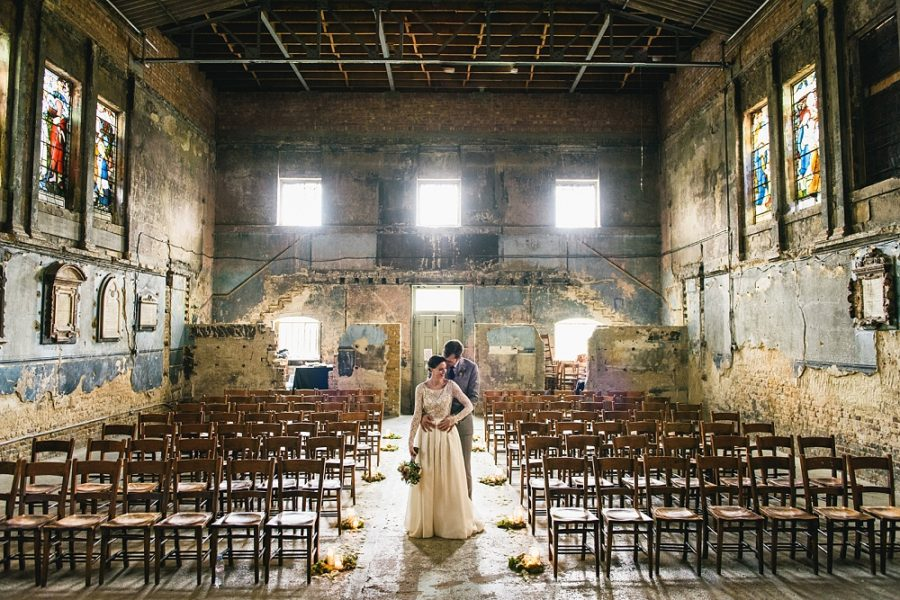 The Asylum & Tanner Warehouse Wedding - London Wedding Photographer