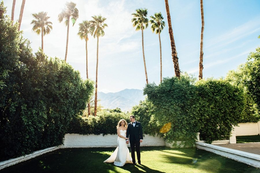 Palm Springs Wedding Photographer / Destination Wedding Photography