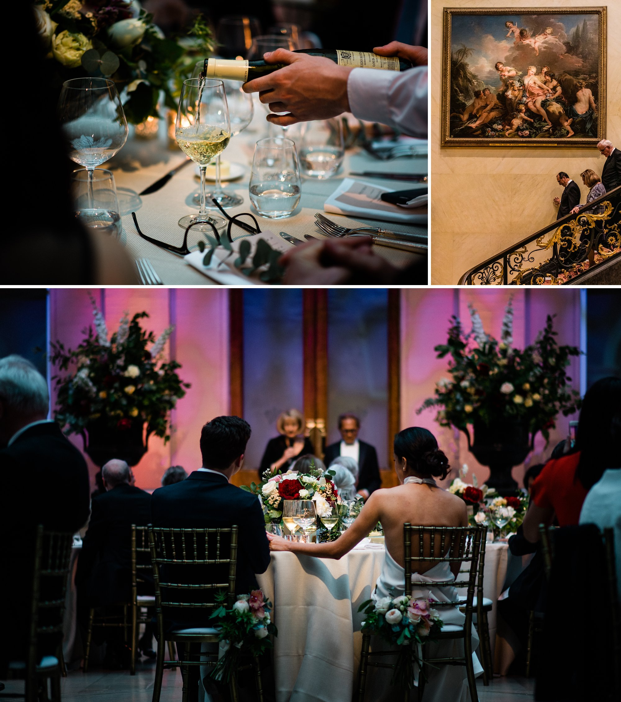 Wallace Collection Wedding Speeches