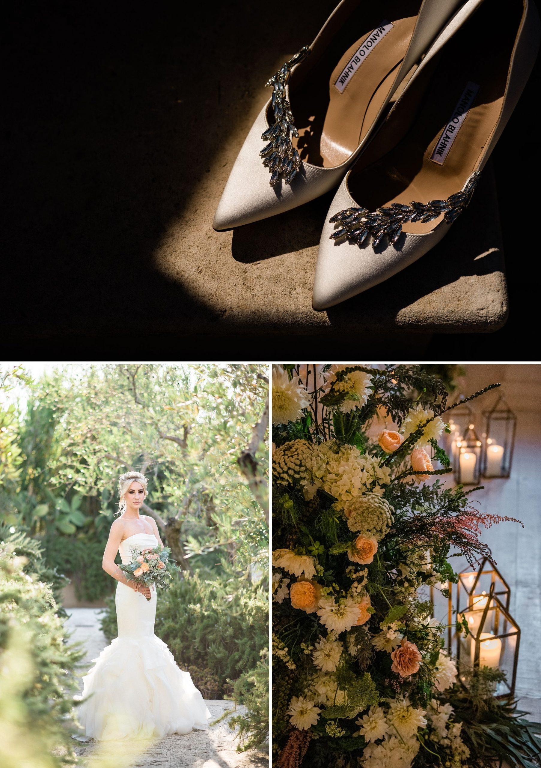 Borgo Egnazia Wedding Prada Dress