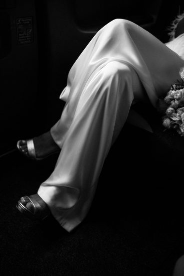 Black White Wedding Photographer London